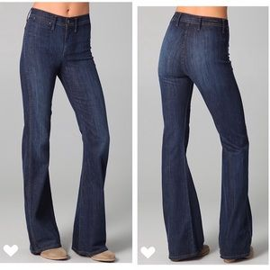 COH Stevie '70s Jet Set Flare Jeans